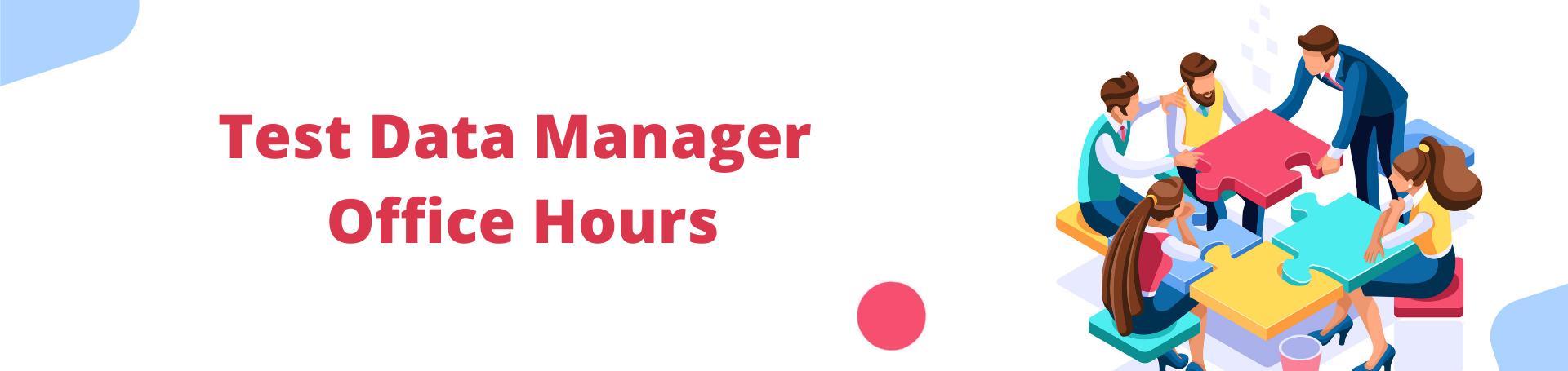 TDM Office Hours Banner